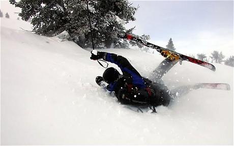 Планинска застраховка за скиори