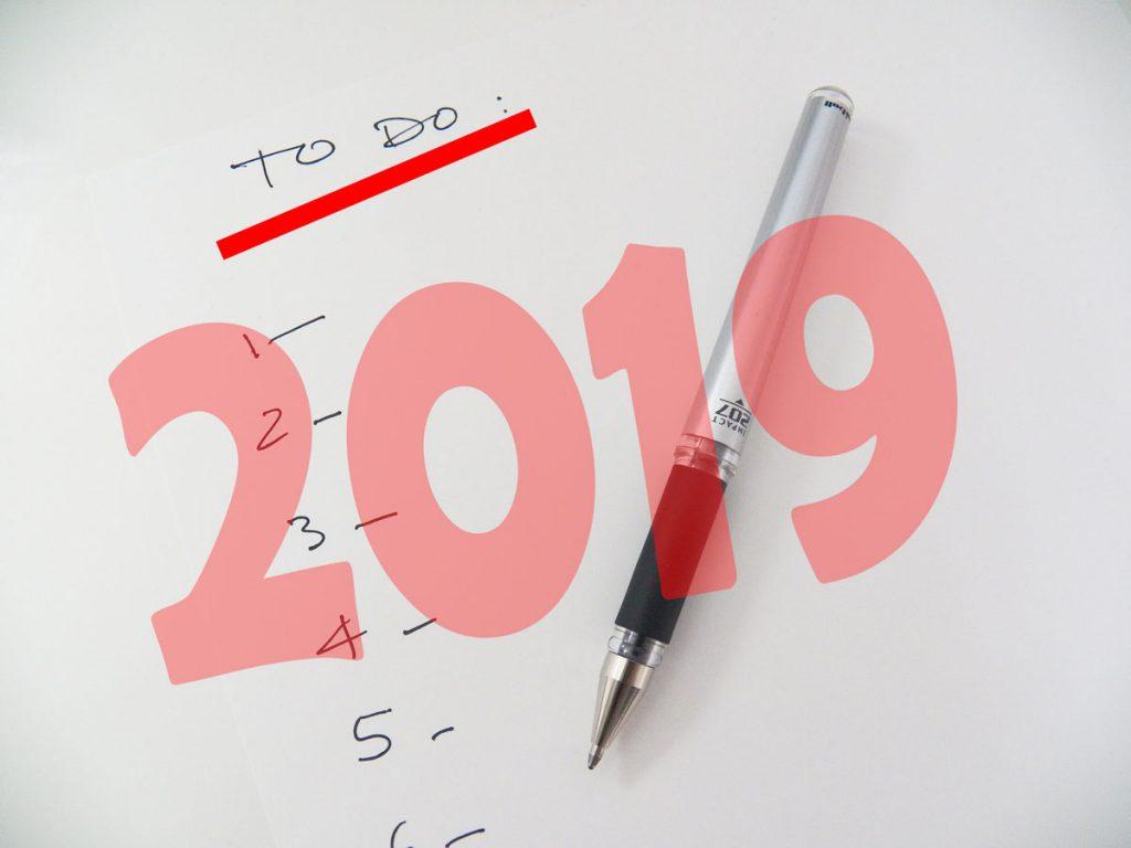 5 неща, които да направим през януари 2019