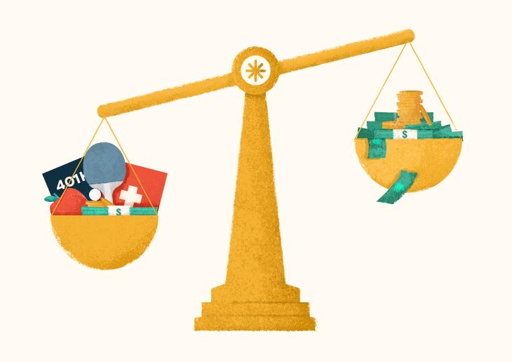 допълнителни здравни застраховки, социални придобивки