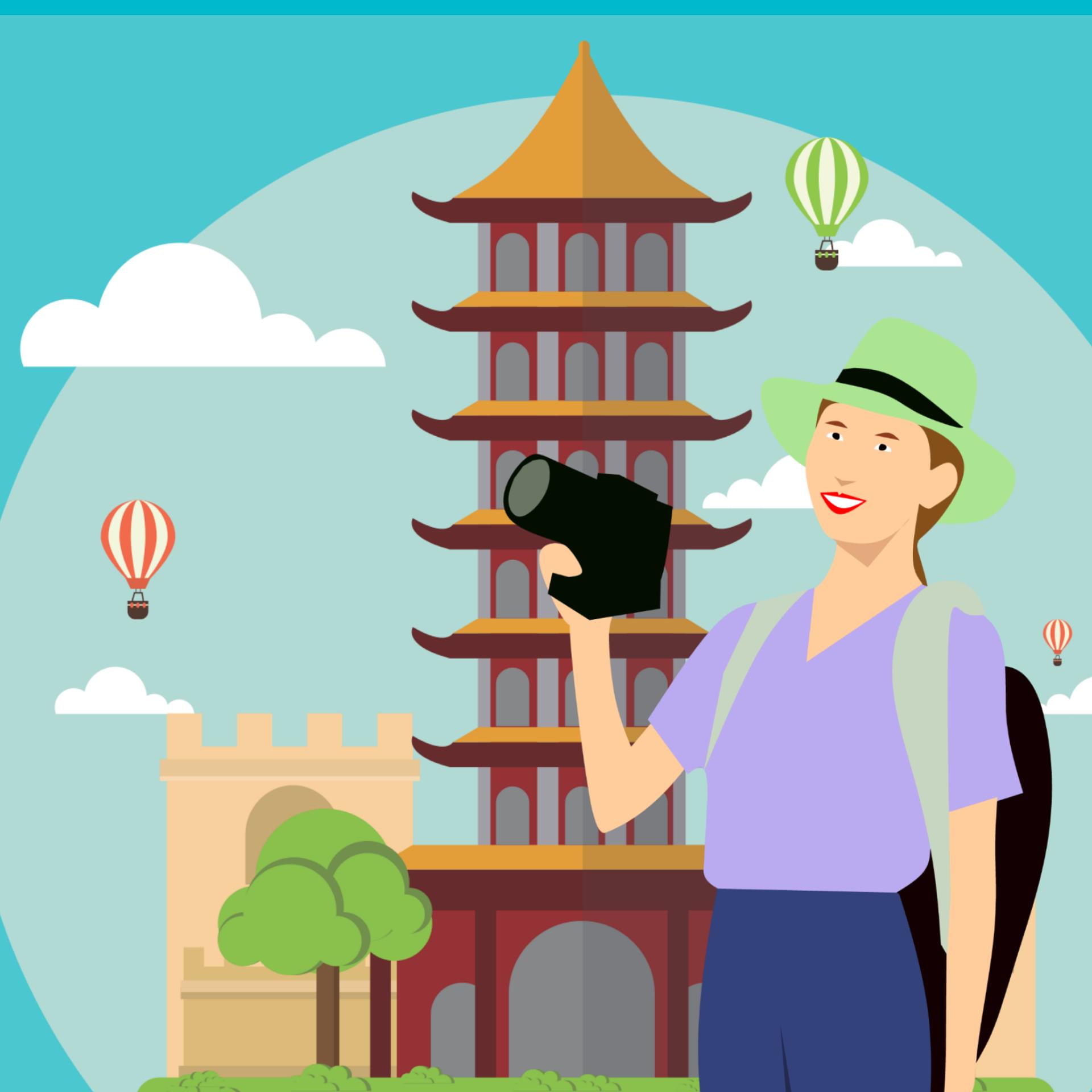 туристическа застраховка китай